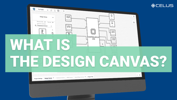 What is the Design canvas?