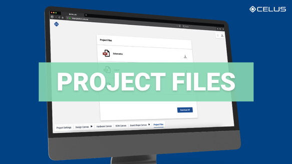 How to get to your project files