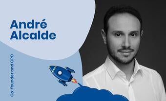 Interview with Chief Product Officer and Co-Founder, André Alcalde