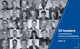 30 leaders in the electronics industry you should know. Part 2