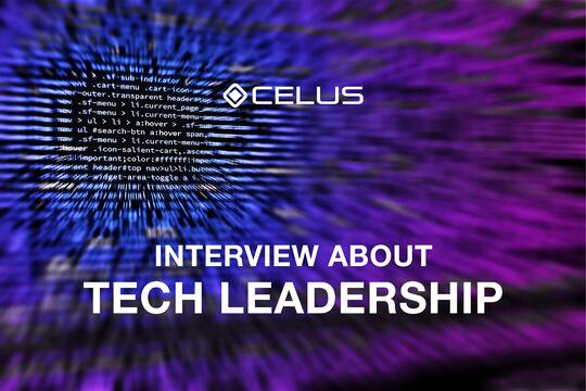 School of the Future CTO - An interview about Tech Leadership