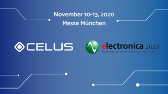 Celus goes electronica 2020