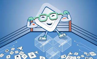 Cubos vs. ordinary reusable blocks
