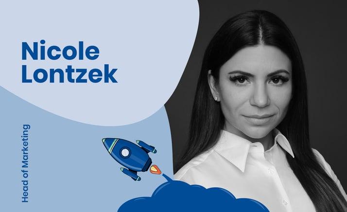 Interview with Head of Marketing, Nicole Lontzek