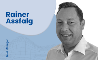 Interview with Sales Manager, Rainer Assfalg