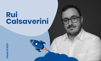 Interview with Head of Research and Development, Rui Calsaverini