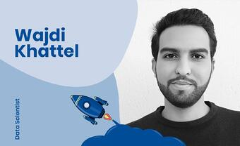 Interview with Data Scientist, Wajdi Khattel