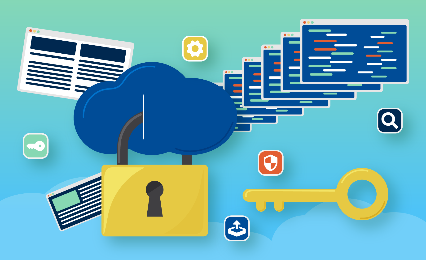 Security and prevention mechanisms in cloud computing